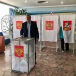 Явка на предварительном голосовании в городском округе Серпухов на 15-00 составила 3,92%