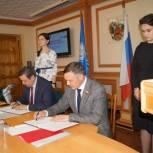 Подписано Соглашение о сотрудничестве Региональной общественной приемной и Чебоксарского кооперативного института