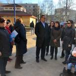 Константин Негурица: Встреча с жителями прошла конструктивно