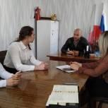Депутат поможет приобрести оборудование для детского сада Вольского района