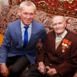 Руководитель фракции «Единая Россия» Сергей Усачев присоединился к проекту «Герои живут рядом»
