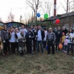 Сергей Кулаков организовал субботники во дворах Сыктывкара