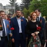 Белгородские партийцы почтили память павших в Великой Отечественной войне