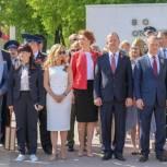 Рязань отметила 74-ю годовщину Великой Победы