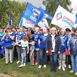 Королёвские единороссы приняли участие в акции «Лес Победы»