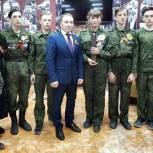 Олег Быков: «Помнить о подвиге героев Великой Отечественной войны мы обязаны круглый год»