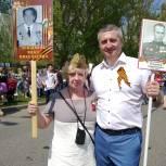 Депутат Самарской Губернской Думы Денис Волков поздравил ветеранов седьмого округа с праздником 9 Мая