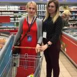 В Ивантеевке рабочая группа проверила работу сетевых магазинов