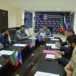 Сторонники «Единой России» подвели итоги первой волны обсуждений нацпроектов в Чечне