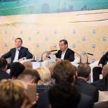 Участники Форума сельских депутатов представили Дмитрию Медведеву свои предложения