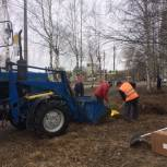 «Сыктывкарский ЛВЗ» присоединился к партийным субботникам по уборке территорий