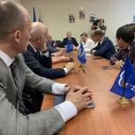 Заседание политсовета прошло в Люберцах