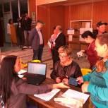 В Некрасовском районе стартовало предварительное голосование