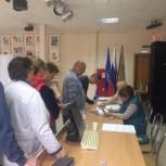 Явка на праймериз в Заборьевском сельском поселении более 20%