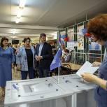 Ореховозуевцы принимают активное участие в предварительном голосовании «Единой России»