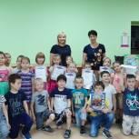«Чистая страна»: В Волжском районе наградили победителей конкурса рисунков