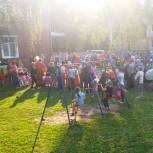 ЦДТ «Стрекоза» организовал праздник для детей