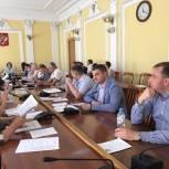 Депутаты внесут в основную повестку дня заседания гордумы вопрос об организации конкурса на замещение должности главы администрации