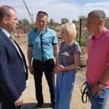 Рыбинские депутаты оценили ход строительства школы на улице Тракторная