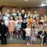 Партийцы организовали в поселке Юбилейный детский праздник