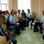 Панков обсудил с пугачевцами госпрограмму по комплексному развитию сельских территорий