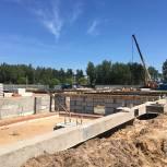 Клепиковские единороссы контролируют строительство ФОКа