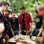Единороссы района Сокольники организовали «День призывника»