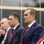 ПМЭФ-2019: Михаил Игнатьев принял участие в работе круглого стола «Национальные цели развития: главные вопросы по итогам первого года работы»