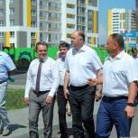 Депутаты фракции «Единая Россия» обсудили развитие жилищного строительства