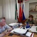 Сергей Юдаков в Лотошино провел ряд встреч с партийным активом
