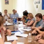 Жители Марксовского района смогут внести свои предложения в программу комплексного развития села