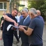 «Городская среда»: Жители Октябрьского района проконтролируют ремонт своих дворов