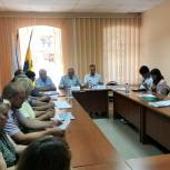 Василий Максимов: В Ровенском районе готовы проекты – потенциальные участники госпрограммы комплексного развития села
