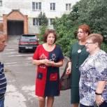 Железнодорожный район: для жителей по улице Измайлова проведены бесплатные юридические консультации