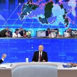 Сергей Гапликов прокомментировал итоги «Прямой линии» с Владимиром Путиным