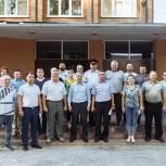 Депутаты облдумы проконтролировали капремонт Кораблинского Дома культуры