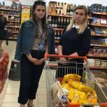 В Ивантеевке активисты «Народного контроля» проверили магазин «Верный»