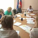 7 вопросов рассмотрел на июньском заседании политсовет Егорьевского местного отделения «Единой России»