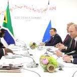 Россия примет саммит БРИКС летом 2020 года - Путин