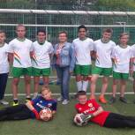 На городском турнир Кубка ЕР выступит команда Алтуфьевского района