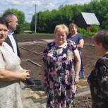 В селе Большое Коровино реставрируют памятник участникам Великой Отечественной войны