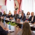 Группа контроля Президиума Генерального совета ЕР встретилась с молодежью Колымы