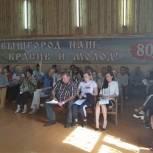 «Единую Россию» на выборах главы Заборьевского сельского поселения будет представлять Ирина Копылова