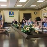 Состоялось заседание политсовета ступинского местного отделения партии «Единая Россия»