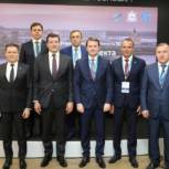 Михаил Игнатьев принял участие в работе Всероссийского форума «Производительность 360»