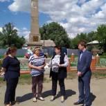 В поселке Ухолово реализуется местная инициатива жителей