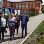 Ухоловской школе необходима спортивная площадка
