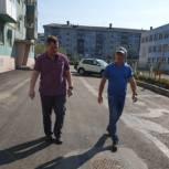 Активисты «Городской среды» проверили воркутинские дворы