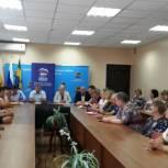 В Сараевском районе выдвинули кандидата от партии на должность главы