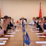 Принято решение о создании депутатского объединения «Единая Россия» в Совете депутатов г.о. Серпухов